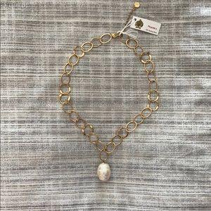 Majorica Pearl Pendant Necklace